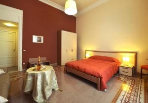 A bed or beds in a room at *1*7*4* Via Roma