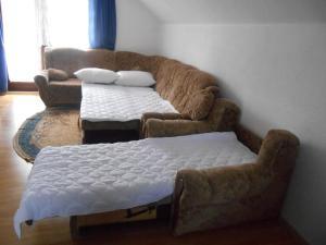 Postel nebo postele na pokoji v ubytování Apartment Ruza