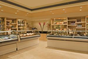A restaurant or other place to eat at Trident Bandra Kurla