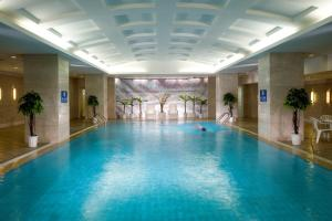 The swimming pool at or near Grand Mercure Beijing Central
