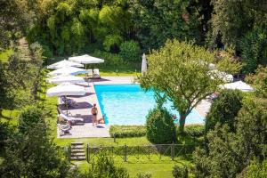 The swimming pool at or near Hotel Villa La Principessa