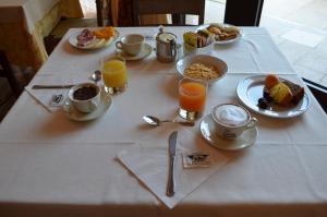 Možnosti snídaně pro hosty v ubytování Hotel Olioso