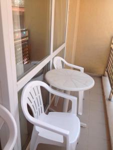 Балкон или терраса в Levante Apartcomplex