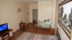 Телевизор и/или развлекательный центр в Apartment Briz