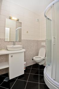 Ванная комната в Gospostina Apartment
