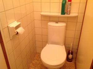 Een badkamer bij Villa Maran