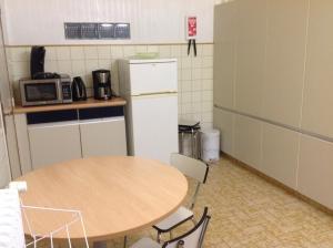Küche/Küchenzeile in der Unterkunft Villa Maran