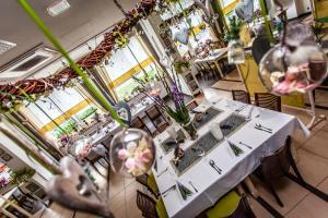 Restaurace v ubytování Hotel Alpex
