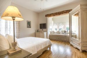 Letto o letti in una camera di Alacati LuCe Design Hotel - Special Category