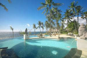 The swimming pool at or near Siddhartha Ocean Front Resort & Spa