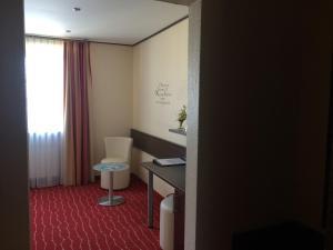 TV/Unterhaltungsangebot in der Unterkunft Hotel Zum Rosengarten