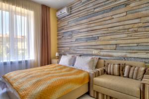 A room at Fire Inn