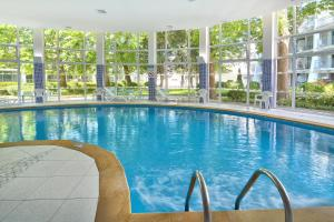 The swimming pool at or near PrimaSol Ralitsa Superior Aquaclub Hotel