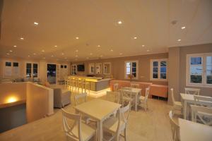 Εστιατόριο ή άλλο μέρος για φαγητό στο Ξενοδοχείο Άγιος Νικήτας
