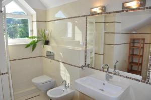 Łazienka w obiekcie Apartamenty Czyrna przy Gondoli