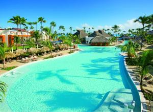 The swimming pool at or near Breathless Punta Cana Resort & Spa - Adults Only