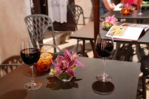 Bebidas em Hotel Canaletto