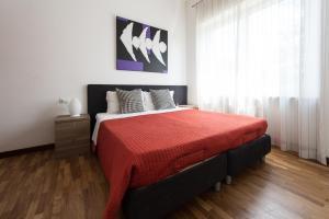 Letto o letti in una camera di Residenza Cenisio