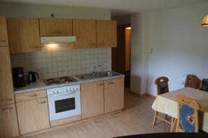 Küche/Küchenzeile in der Unterkunft Haus Tiroler Heimat