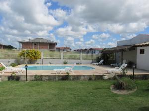 A piscina localizada em Il Pevero Flats ou nos arredores