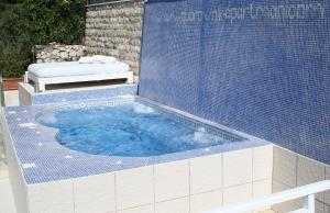 The swimming pool at or near Dubrovnik Apartments - Adults Only