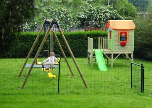 Aire de jeux pour enfants de l'établissement Gîte d'Airaines