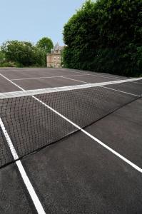 Tennis ou squash au sein de la maison de vacances ou à proximité