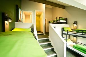 A bunk bed or bunk beds in a room at YHA Snowdon Pen-y-Pass