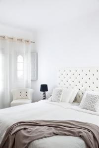Un ou plusieurs lits dans un hébergement de l'établissement Belvedere