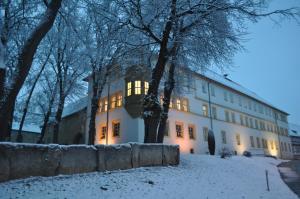 Schlosshotel am Hainich im Winter