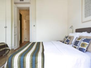 A bed or beds in a room at Casa Di Bava Istanbul