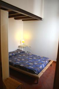 A bed or beds in a room at Apartment Mosca