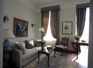 Гостиная зона в Руссо Балт Отель
