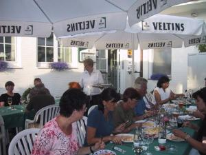 A restaurant or other place to eat at Hotel Posthotel Riehemann Restaurant