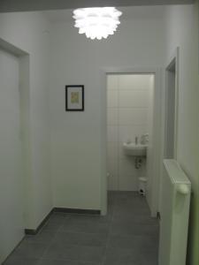 Ein Badezimmer in der Unterkunft Ferienwohnung Rockside