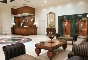 Hall o reception di Volos Palace