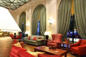 Area soggiorno di Volos Palace