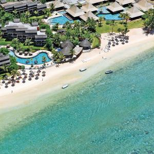 A bird's-eye view of Heritage Awali Golf & Spa Resort - All Inclusive