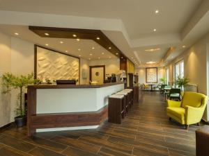 Lobby/Rezeption in der Unterkunft Hotel Nordhausen