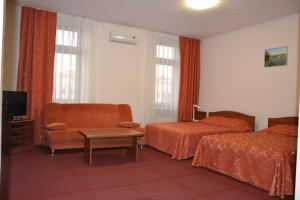 Гостиная зона в Отель Булак
