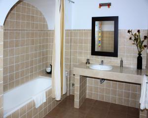 A bathroom at Hotel Residencia Miami