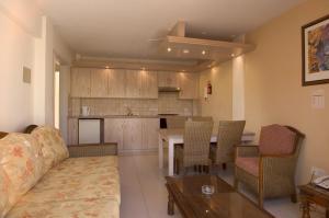 O zonă de relaxare la Senator Hotel Apartments