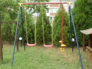 Детска площадка в Хотел Сърф