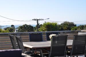 En balkong eller terrass på 16 Havelock