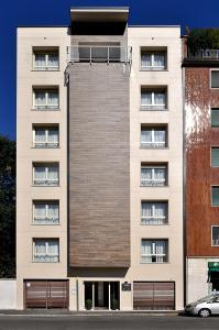 Edificio in cui si trova il residence