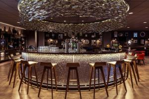 Salone o bar di Mercure Amsterdam City Hotel