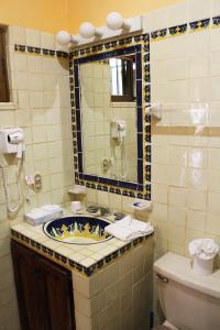 Un baño de Departamento Marcela #1