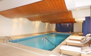 The swimming pool at or near Villa Toscane