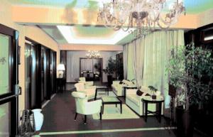 Salone o bar di Pisani Hotel