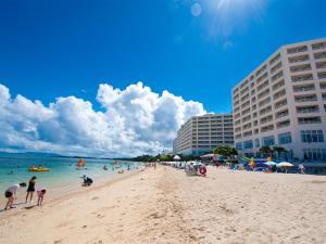 リゾートの敷地内または近くにあるビーチ